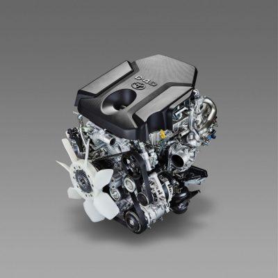 ディーゼルエンジン 「1GD-FTV」